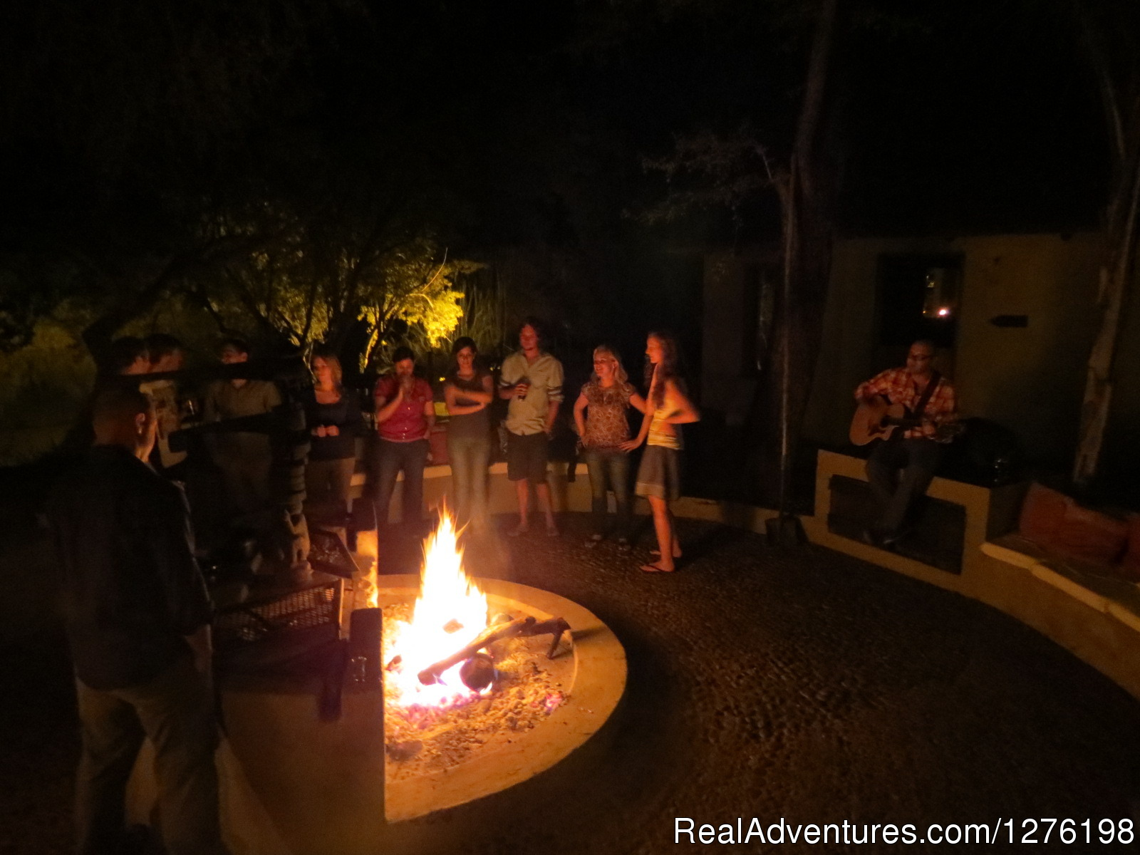 Nights around the fire | Image #13/14 | Wildlife Volunteering South Africa