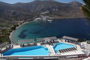 Mind and Body Rejuvenation Aegean Island Retreat Amorgos,, Greece Health Spas & Retreats