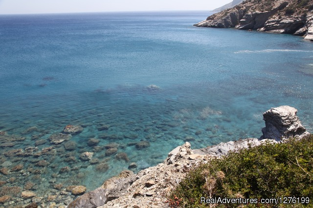 Amazing snorkelling - Mind and Body Rejuvenation Aegean Island Retreat