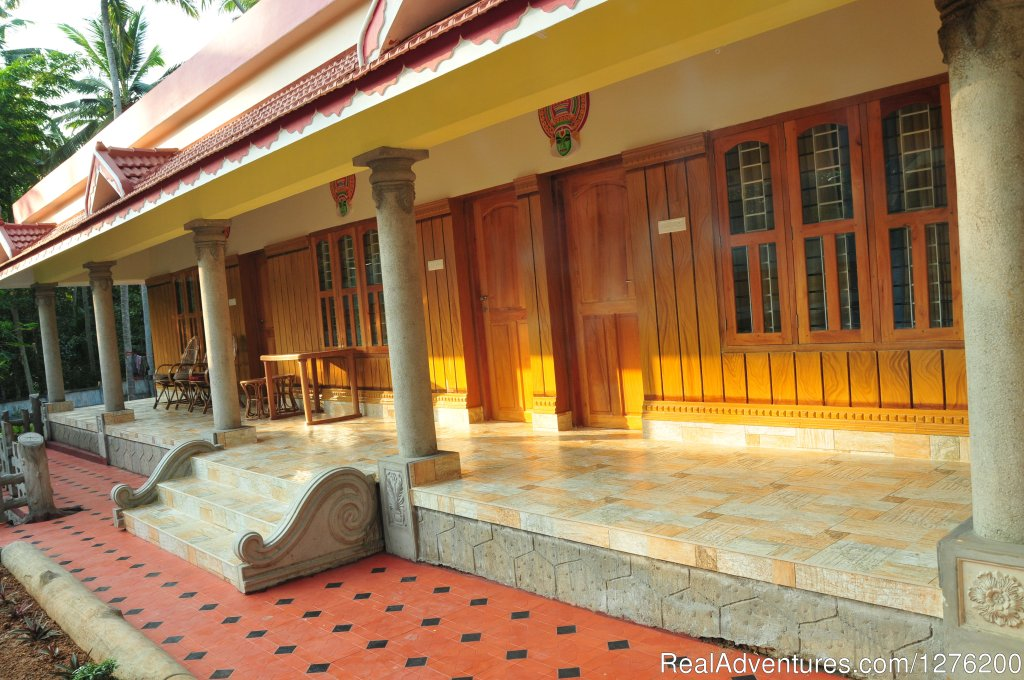 Most Hospitable Accommodation VARKALA, India Bed & Breakfasts