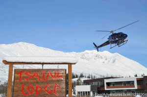 Tsaina Lodge -Helicopter Fishing & Adventures Valdez, Alaska Fishing Trips