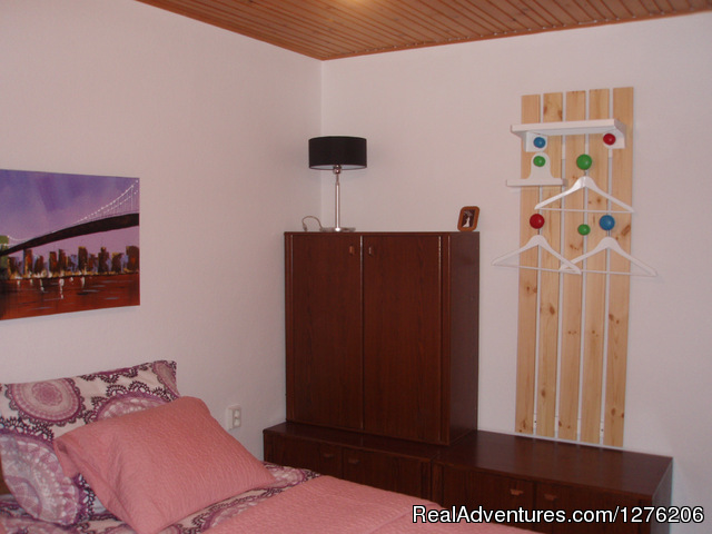 Master bedroom - Apartment Brglez Bled 4-6