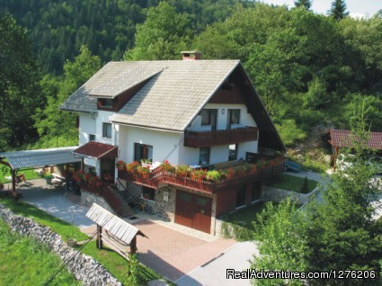 House - Apartment Brglez Bled 4-6