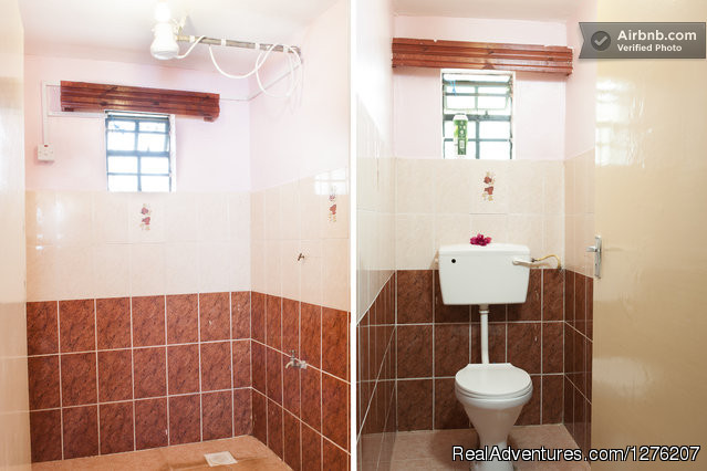 Washroom - A Home Away from Home at 3Butterflies Guesthouse