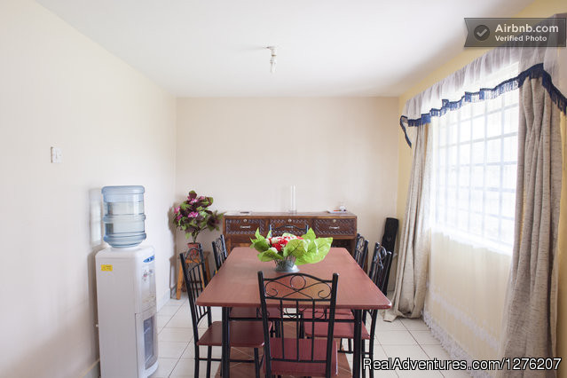 Dining Room - A Home Away from Home at 3Butterflies Guesthouse