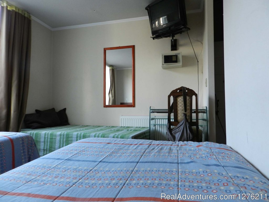 Room | Image #3/14 | Best Location furnished Apart Santiago Downtown