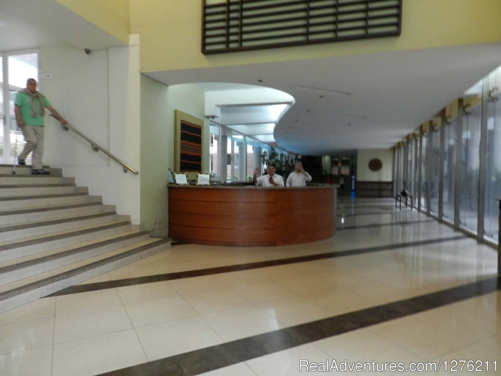 Lobby | Image #4/14 | Best Location furnished Apart Santiago Downtown