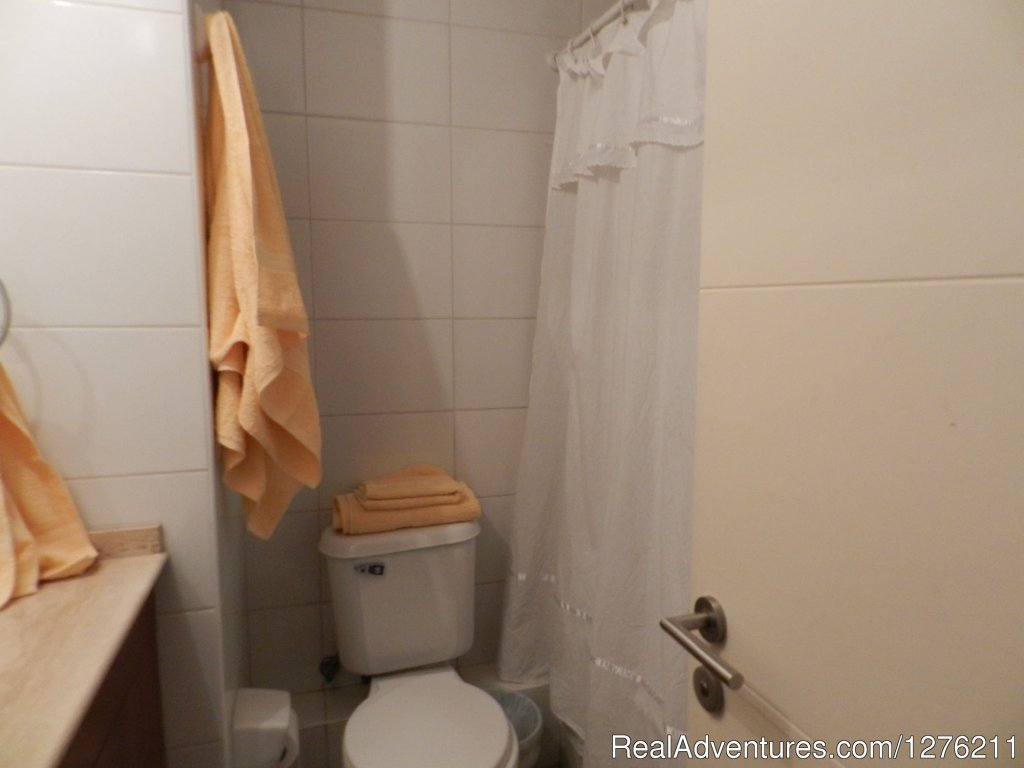 Bathroom | Image #5/14 | Best Location furnished Apart Santiago Downtown