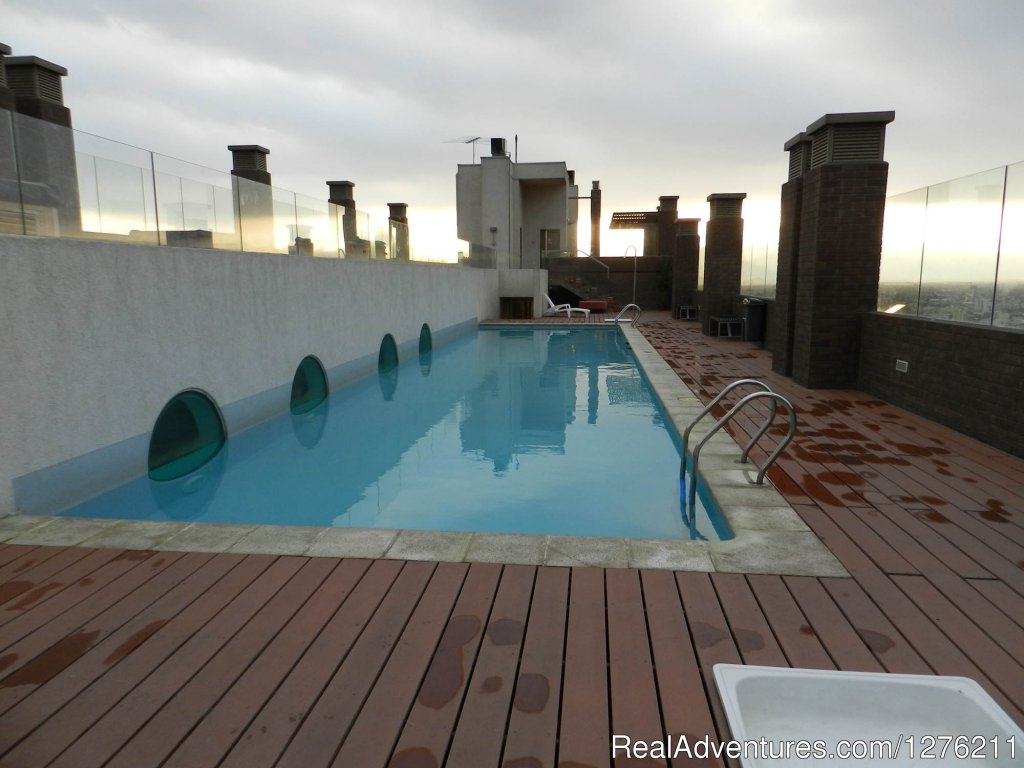 Pool | Image #8/14 | Best Location furnished Apart Santiago Downtown