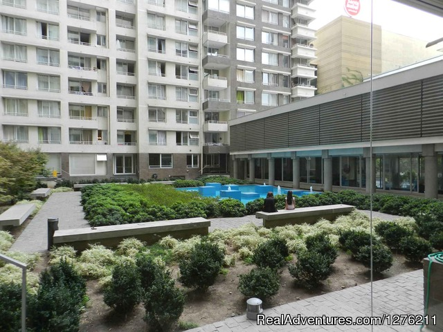 Gardens - Best Location furnished Apart Santiago Downtown