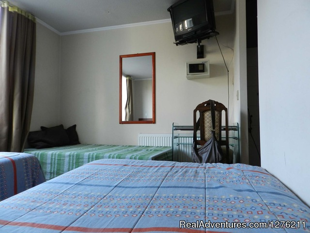 Room - Best Location furnished Apart Santiago Downtown
