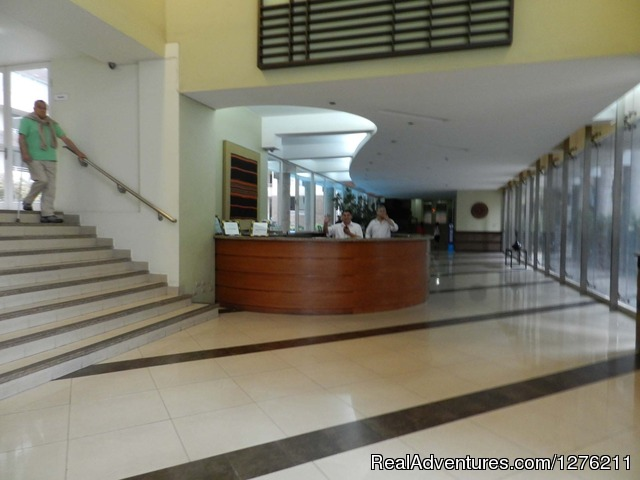 Lobby - Best Location furnished Apart Santiago Downtown