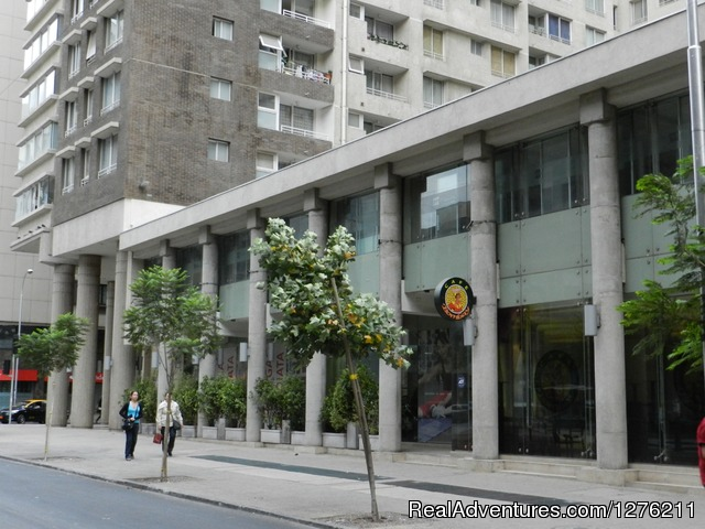 Building - Best Location furnished Apart Santiago Downtown