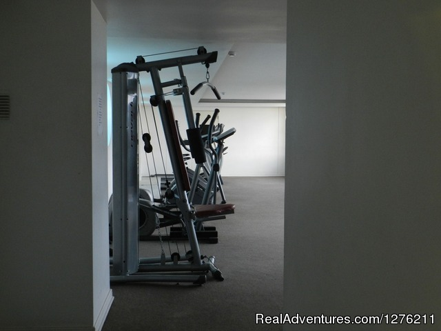 Gym - Best Location furnished Apart Santiago Downtown