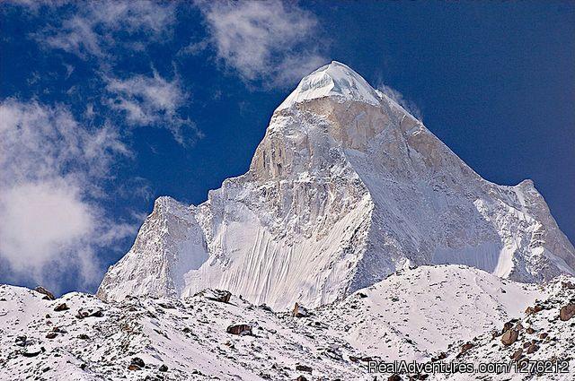 Climbing in India - Adventure in Indian Himalaya