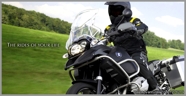 Motorcycle Rental - Provence, Alps and Riviera