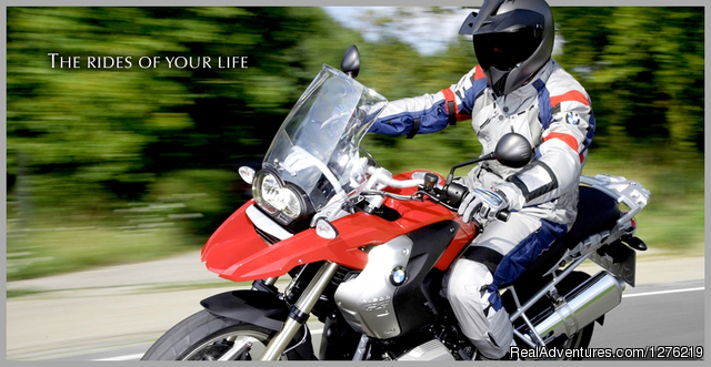 Motorcycle Rental Nice Airport - Motorcycle Rental - Provence, Alps and Riviera
