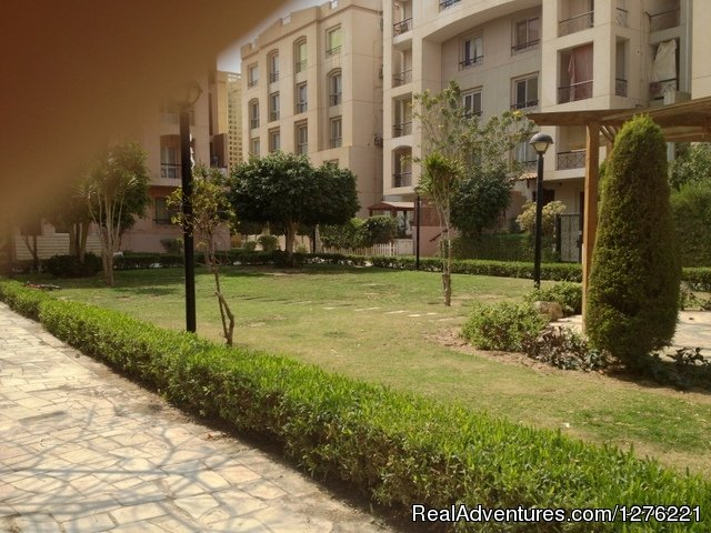 El Rehab City apartment New CAiro, Egypt Vacation Rentals