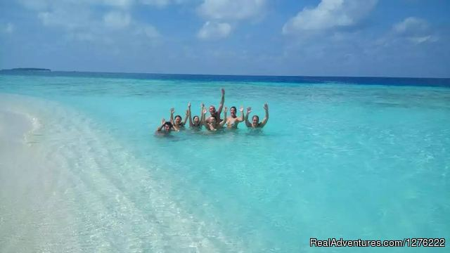 NEW: Snorkel Cruise in Maldives Photo