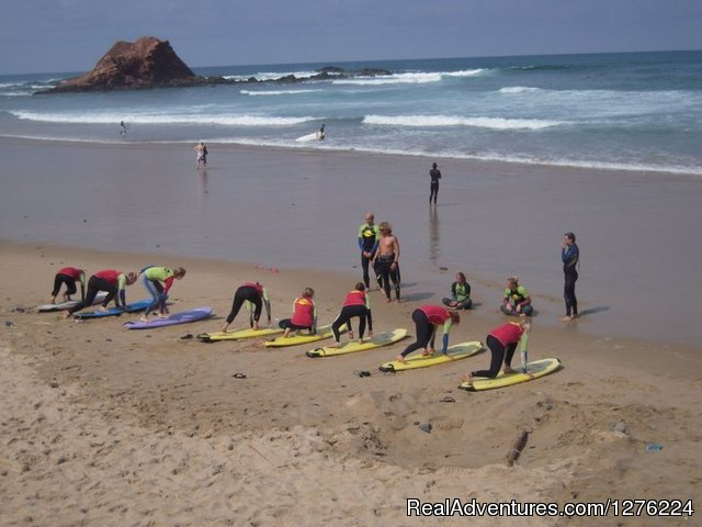 Surf Lesson (#15 of 26) - Sagres Natura Surf Camp