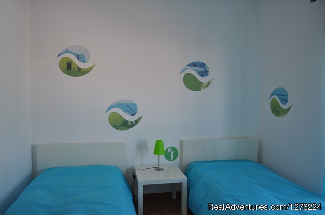 Room - Sagres Natura Surf Camp