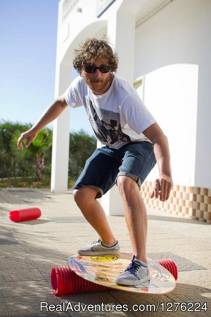 Balanced Games (#17 of 26) - Sagres Natura Surf Camp