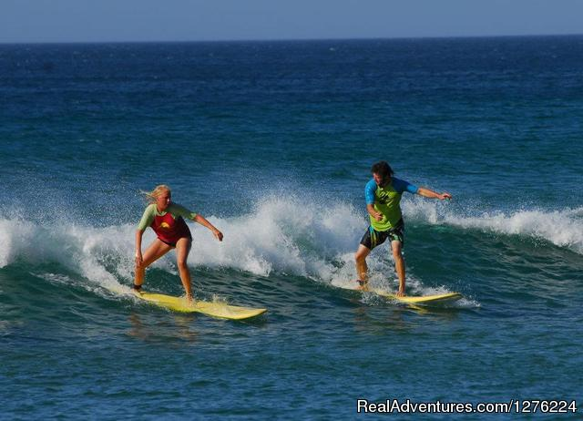 Catch the wave - Sagres Natura Surf Camp