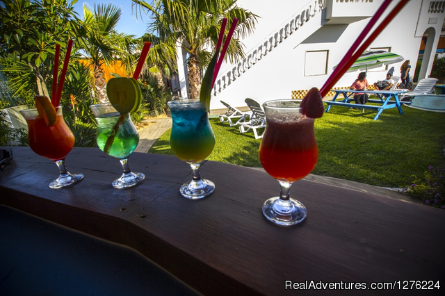 Cocktail in Tropical Garden (#3 of 26) - Sagres Natura Surf Camp
