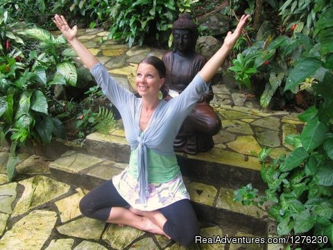Yoga in Brazil - Writing & Yoga Workshops
