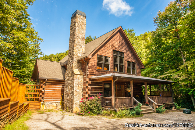 Luxury Wildflower Cabin in the Woods, Franklin NC Franklin, North Carolina Vacation Rentals