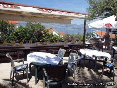 Restaurant/Terrace - Authentic Mediterranean Experience - Villa Misura