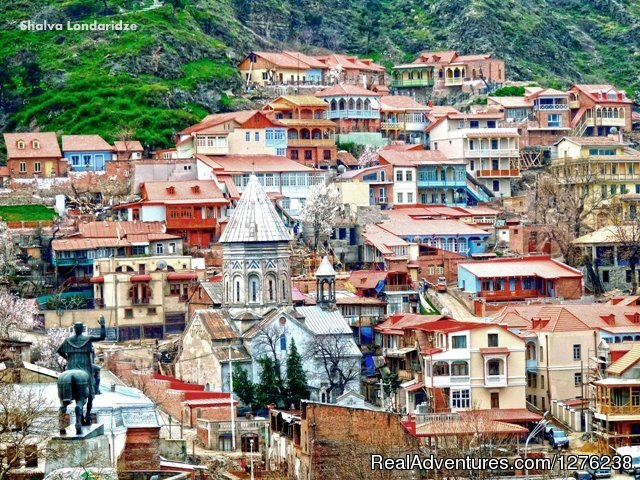Tbilisi - Ancient World - the most exotic country in Europe
