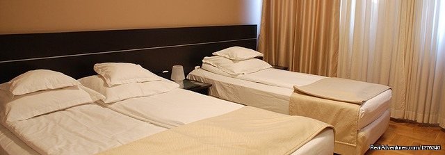 Triple Room - Hotel Beograd Sarajevo - Perfect Vacation Getaway