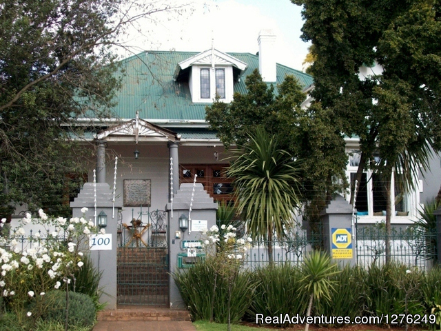 - Affordable accommodation in Melville, Johannesburg