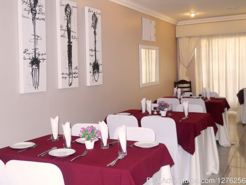 Resturant | Image #5/8 | Tzaneen Arborpark Lodge