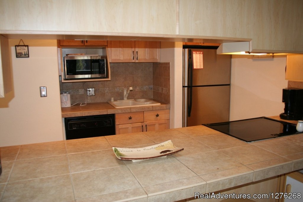 Kitchen (open To Living Room) | Image #2/12 | Updated condo in Summit County - Colorado Rockies