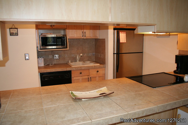 Kitchen (open To Living Room) - Updated condo in Summit County - Colorado Rockies