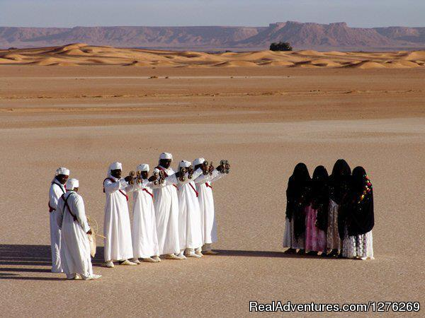 Best Of Morocco Experience: Gnaoua dance in Khamlia