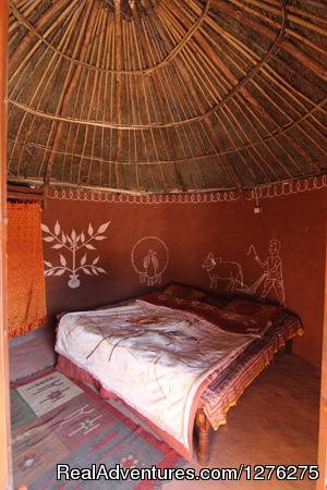 Inside Room - Chhotaram Prajapat's Homestay