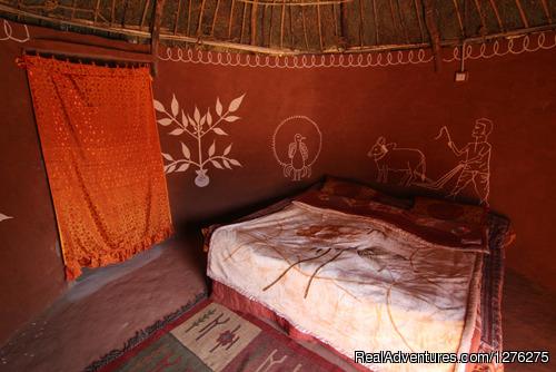 Bedroom - Chhotaram Prajapat's Homestay