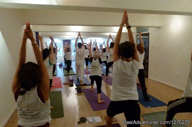 Yoga Tours in Rishikesh: Yoga Tours in Rishikesh