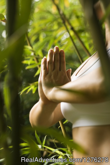 Meditation - Yoga Tours in Rishikesh