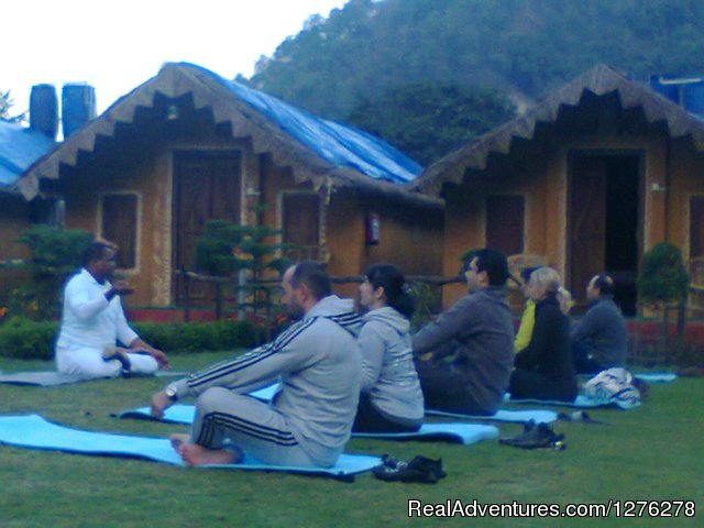 Yoga Retreat - Yoga Tours in Rishikesh