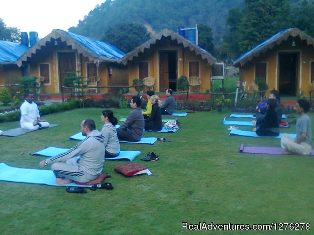 Rishikesh Yoga & Meditation Tours 2013 - Yoga Tours in Rishikesh