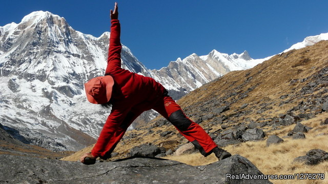 Himalayan yoga Tours (#7 of 10) - Yoga Tours in Rishikesh
