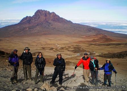 Kilimanjaro 4 - Mount Kilimanjaro Trekking - Machame Route