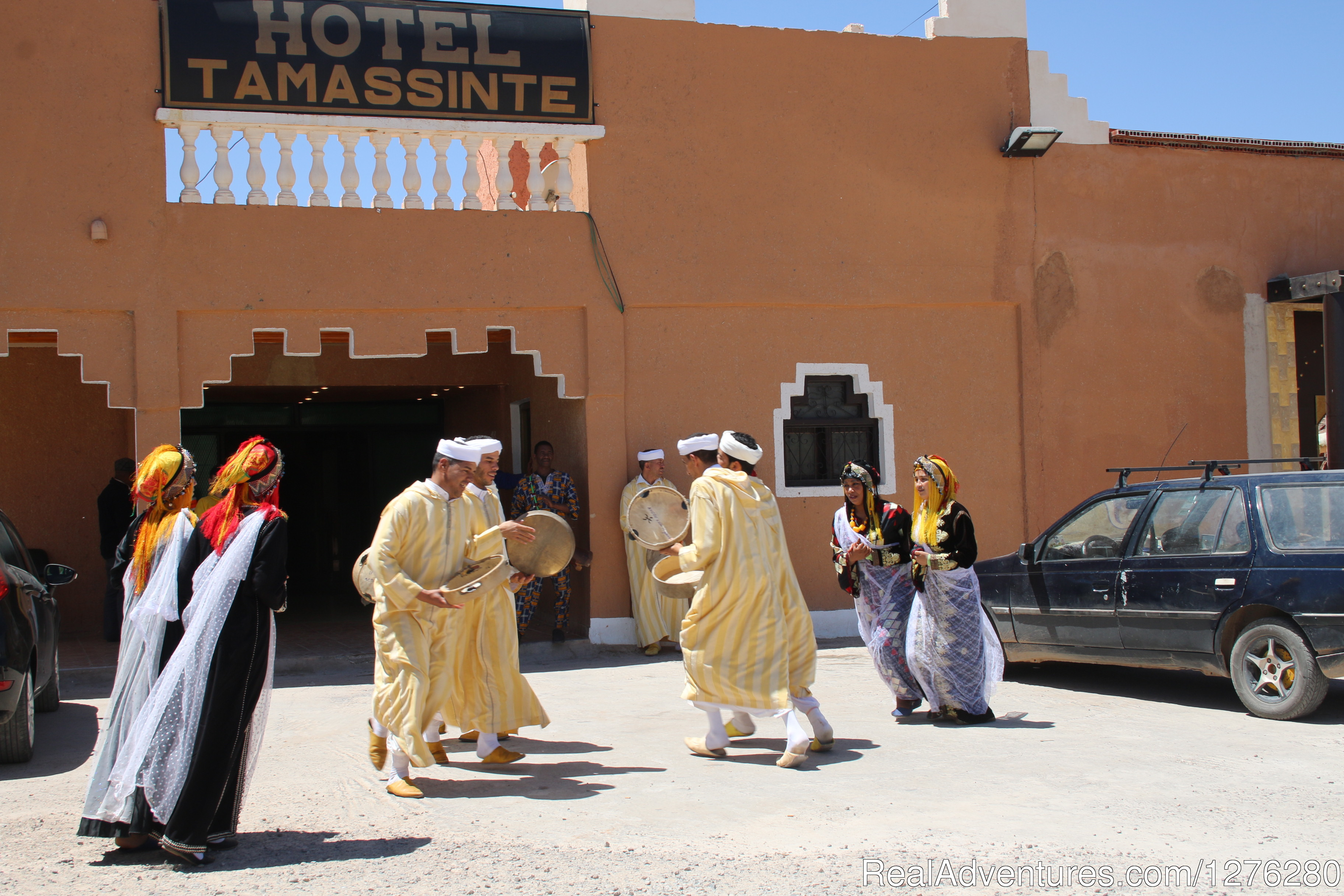 Berber Dance | Image #2/16 | Morocco Itinerary Tours