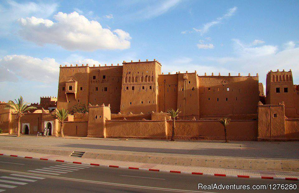 Kasbah Taourirt | Image #12/16 | Morocco Itinerary Tours