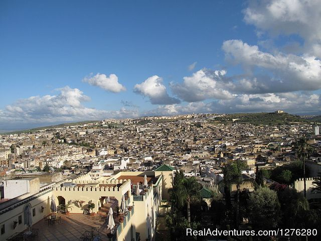 Imperial cities and sahara desert Tour in Morocco: Fes medina