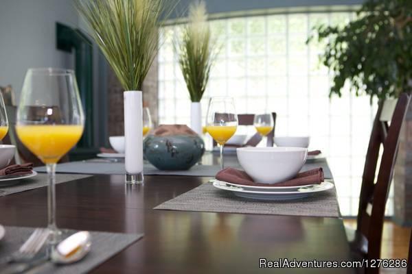 Full Gourmet Breakfast (#4 of 6) - Harrison Lakehaven B&B